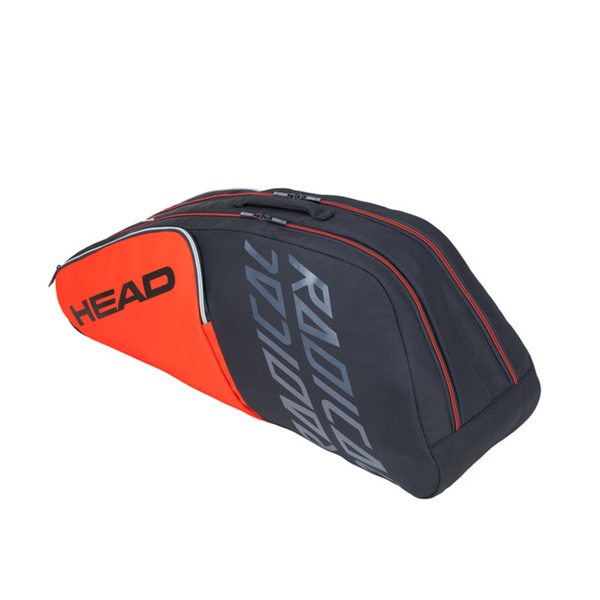 Head Radical 6R Combi - Orange/Grey