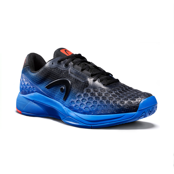 Head Revolt Pro 3.0 (Men's) - Anthracite/Royal Blue