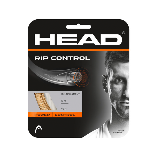 Head Rip Control 17 Pack - Natural-Tennis Strings-online tennis store canada