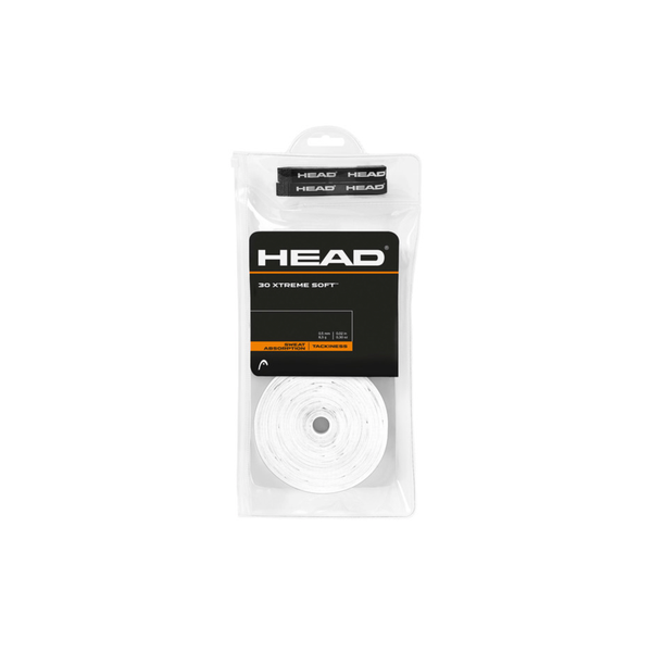 Head Xtreme Soft Overgrip (30 pack) - White