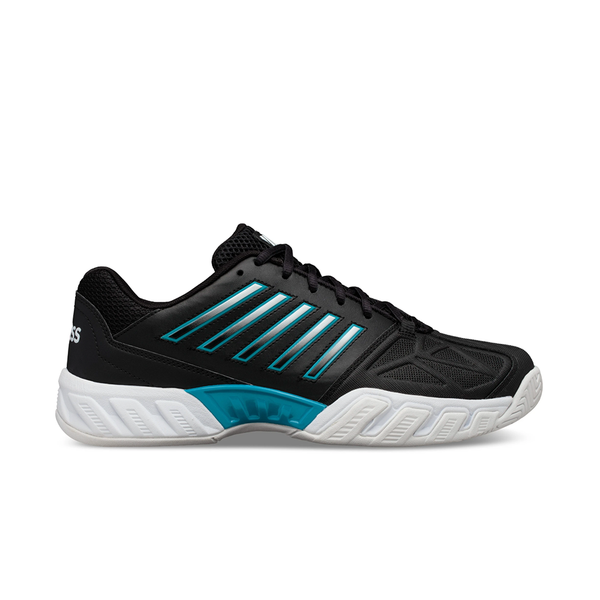 K-Swiss Bigshot Light 3 (Men's) - Black/White/Algiers Blue