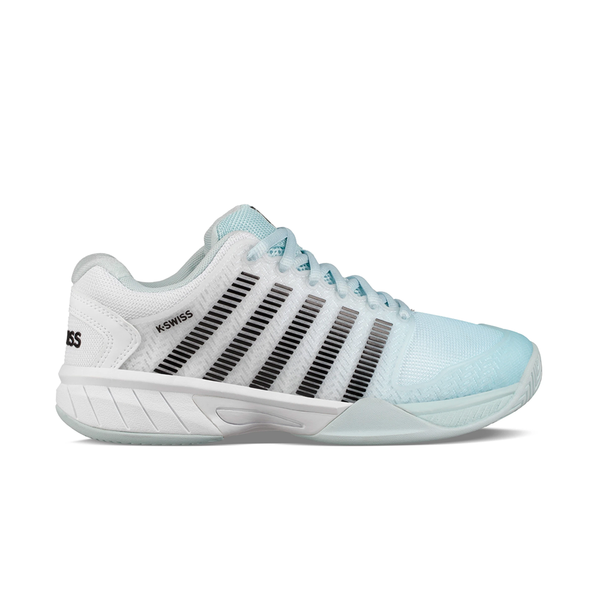 K-Swiss Hypercourt Express (Junior's) - Pastel/Black/White