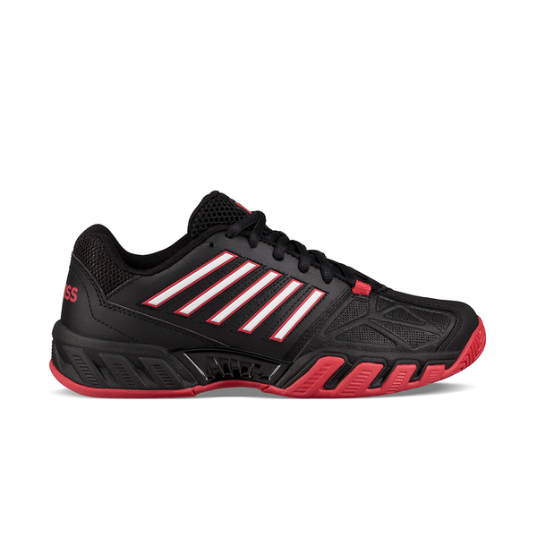 K-Swiss Bigshot Light 3 (Junior) - Black/Lollipop/White