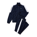 Lacoste Sport Light Colorblock Track Suit (Men's) - Navy/White