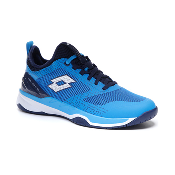 Lotto Mirage 200 Speed (Men's) - Diva Blue/White/Navy Blue