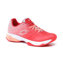 Lotto Mirage 300 II Speed (Women's) - Red Fluo/White/Sweet Rose