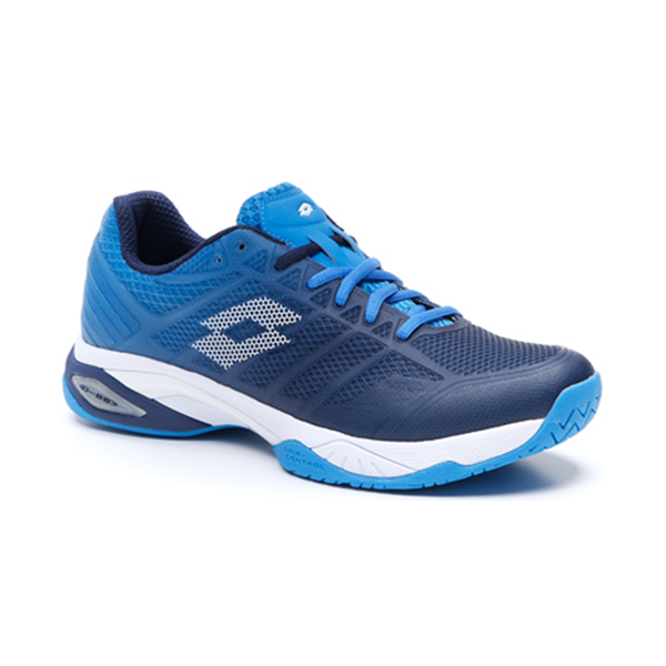 Lotto Mirage 300 II Speed (Men's) - Navy Blue/White/Diva Blue