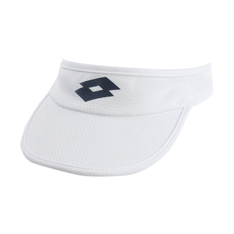 Lotto Tennis Visor (Women's) - Brilliant White