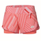 Lotto Top Ten II Tennis Printed Short (Women's) - Sweet Rose