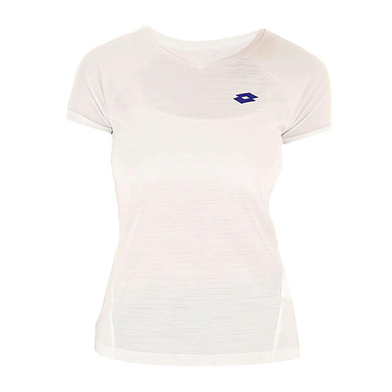 Lotto Top Ten II Tennis Top (Women's) - Bright White