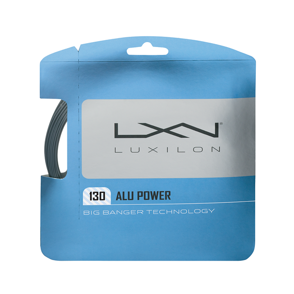 Luxilon Alu Power 130 Pack - Silver