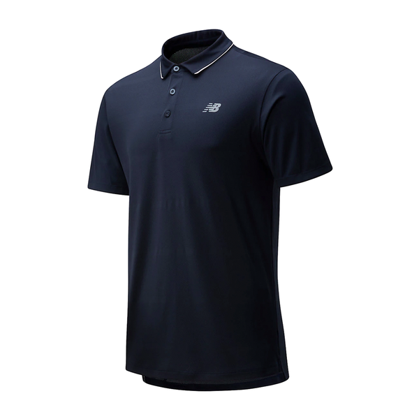 New Balance Rally Performance Polo (Men's) - Eclipse