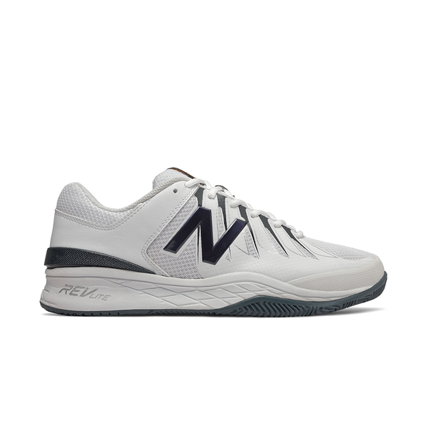 New Balance 1006 2E-Wide (Men's) - Black/White