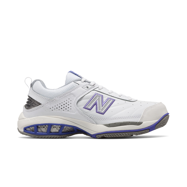 New Balance 806 B (Women's) - White/Purple