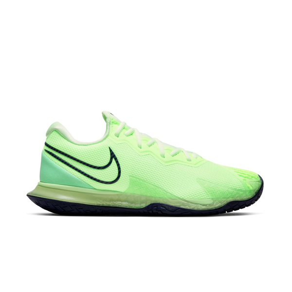 Nike Air Zoom Vapor Cage 4 (Men's) - Ghost Green/Blackened Blue/Barely Volt