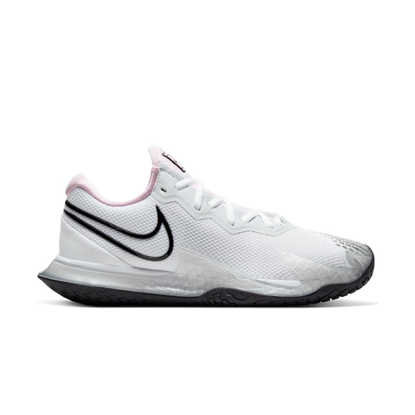 Nike Air Zoom Vapor Cage 4 (Women's) - White/Black/Pink Foam/Pure Platinum