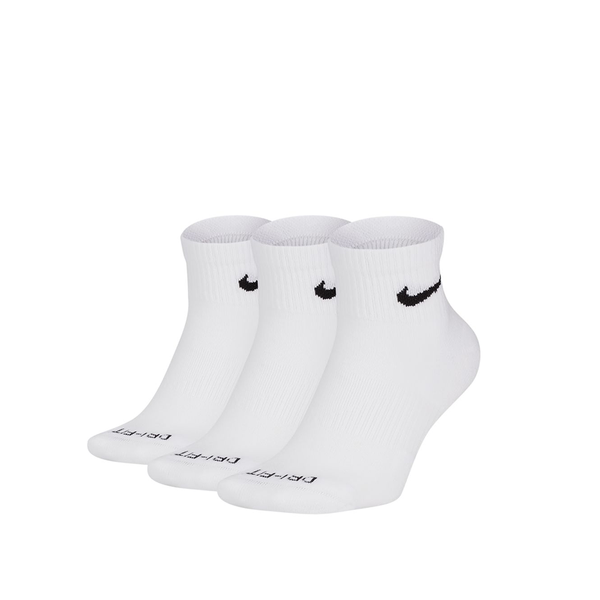 Nike Everyday Plus Ankle Tennis Socks - White