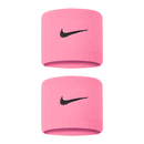 Nike Swoosh Wristbands - Pink Gaze/Oil Grey