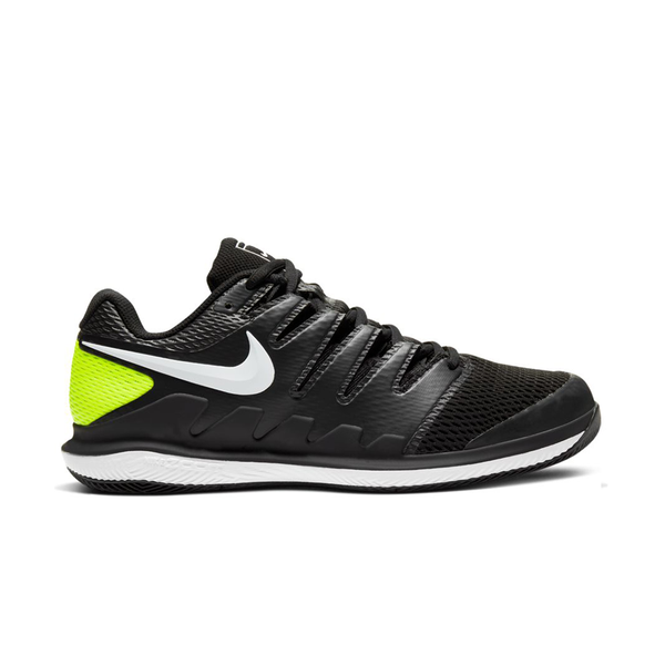Nike Air Zoom Vapor X (Men's) - Black/White/Volt