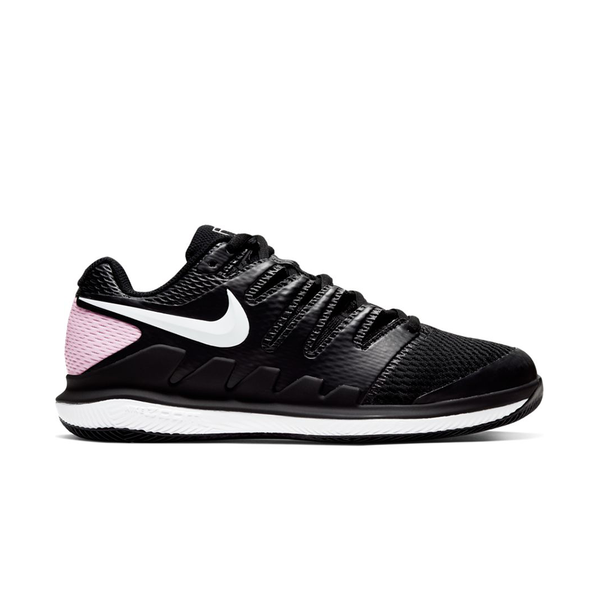 Nike Air Zoom Vapor X (Women's) - Black/White/Foam Pink