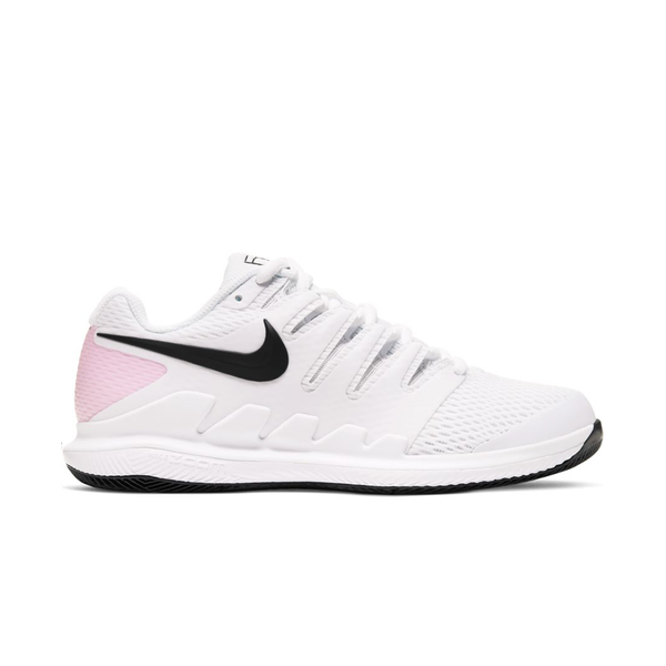 Nike Air Zoom Vapor X (Women's) - White/Black/Foam Pink