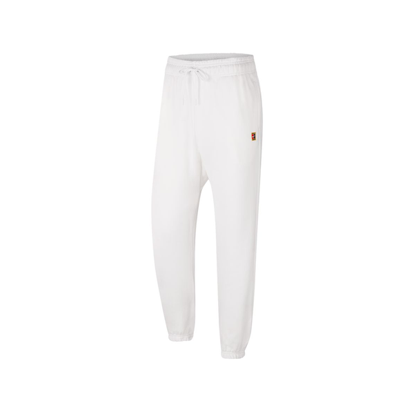 Nike Court Fleece Heritage Pant (Men's) - White