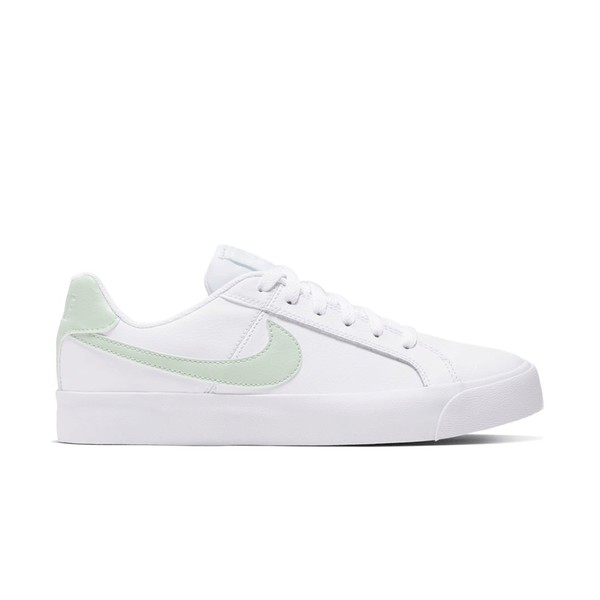 Nike Court Royal AC (Women's) - White/Pistachio Frost (Available Size: 5)
