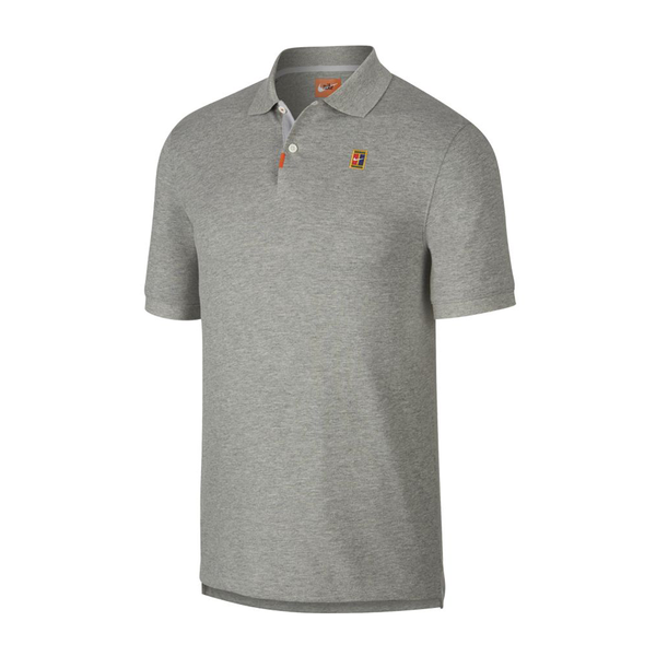 Nike Dri-Fit DNA Polo (Men's) - Dark Heather Grey/Wolf Grey