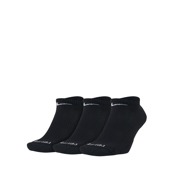 Nike Everyday Plus Cushion No-Show Socks (Women's) - Black-Socks-online tennis store canada