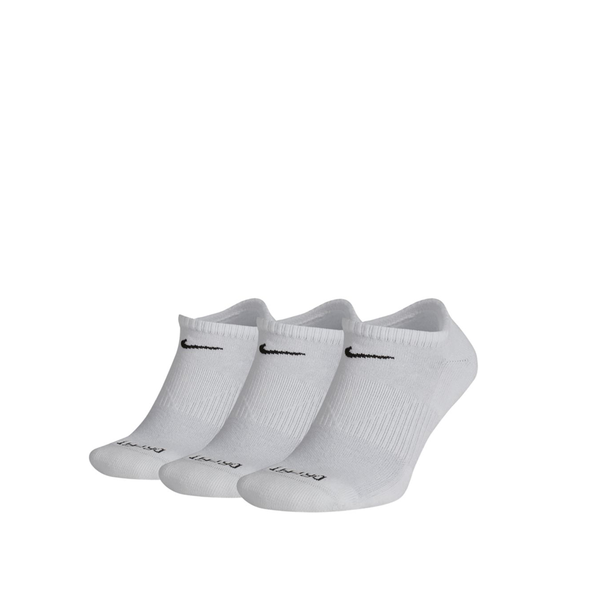 Nike Everyday Plus Cushion No-Show Socks (Women's) - White-Socks-online tennis store canada