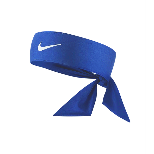 Nike Dri-Fit Head Tie 3.0 - Game Royal-Headbands-online tennis store canada