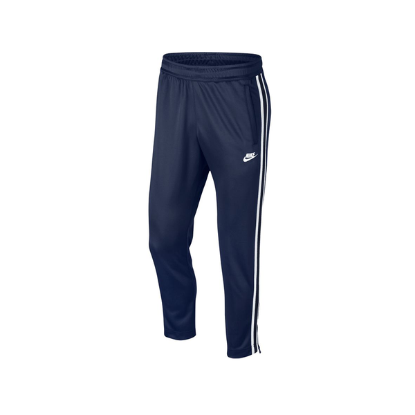 Nike Sportswear Pants (Men's) - Midnight Navy/White