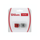 Wilson Pro Feel Dampener - Silver/Red