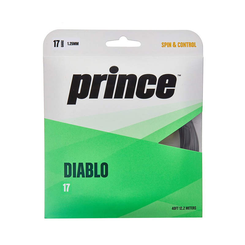 Prince Diablo 17 Pack - Black