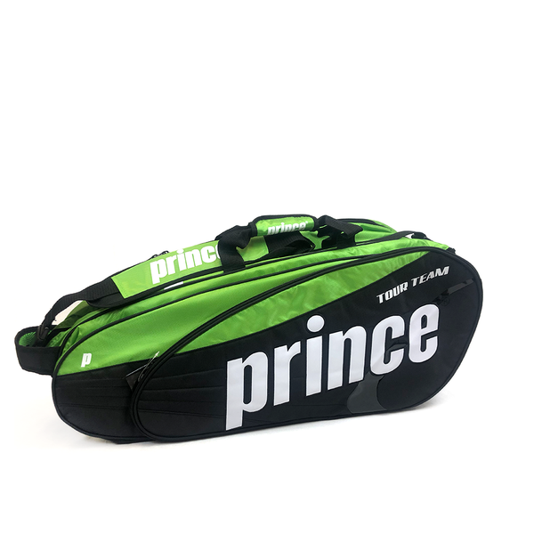 Prince Tour Team 12 Pack Bag - Black/Green