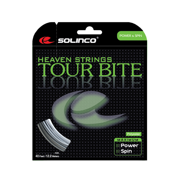 Solinco Tour Bite 19 Pack - Grey