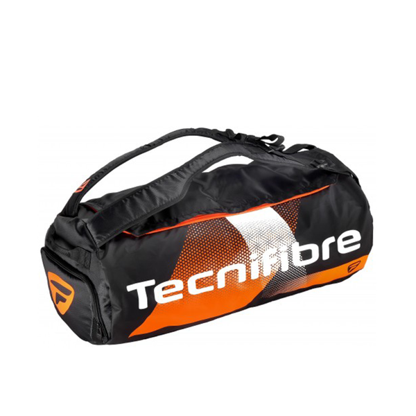 Tecnifibre Air Endurance Rackpack 2020 - Black/Orange-Bags-online tennis store canada