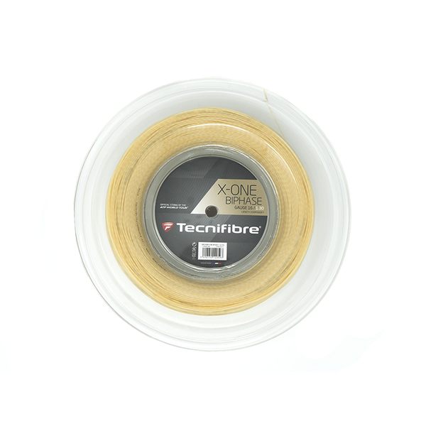 Tecnifibre X-One Biphase 16 Reel - Natural