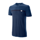 Wilson Competition Seamless Crew (Men's) - Peacoat