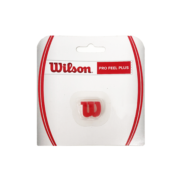 Wilson Pro Feel Plus Vibration Dampener - Red