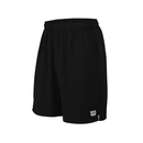 Wilson Rush 9 Woven Short (Men's) - Black