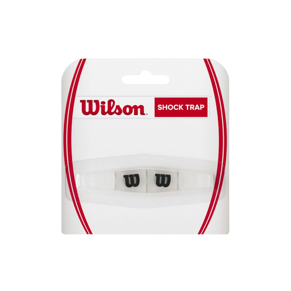 Wilson Shock Trap - Clear/Black-Dampeners-online tennis store canada