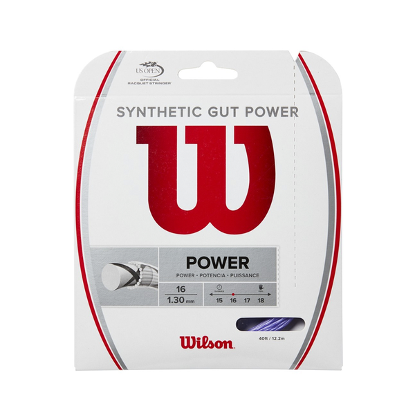 Wilson Synthetic Gut Power 16 Pack - Purple