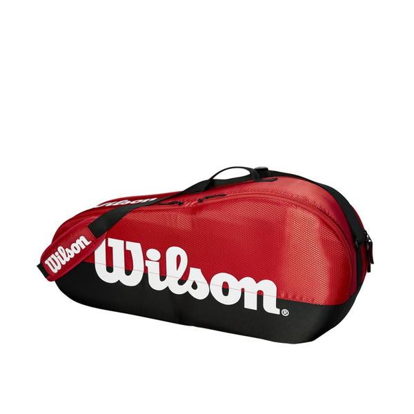 Wilson Team 1 Compartment Bag - Black/Red