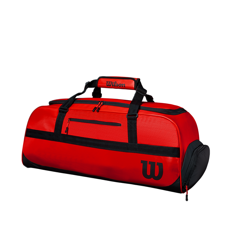 Wilson Tour Duffel Tennis Bag - Red