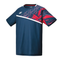 Yonex Crew Neck T-Shirt (Men's) - Indigo Blue