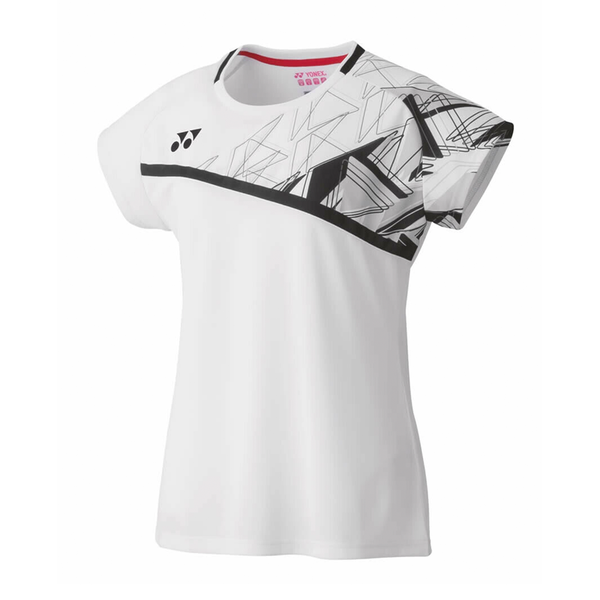 Yonex Game Shirt (Women's) - White