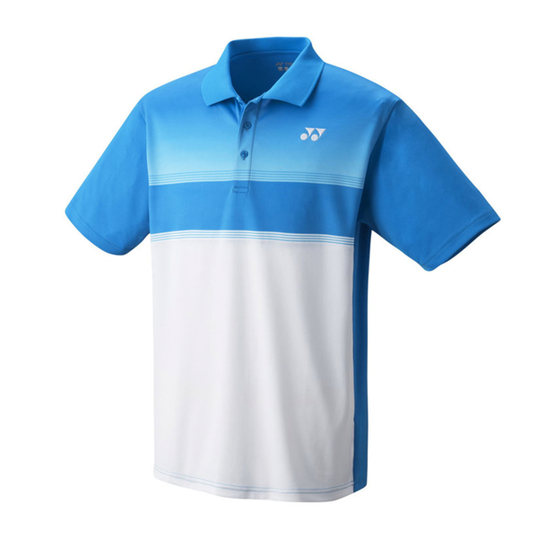 Yonex Polo Shirt (Men's) - Infinite Blue