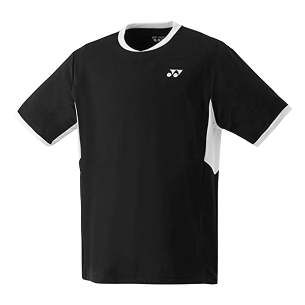 Yonex Team Crew T-Shirt (Men's) - Black