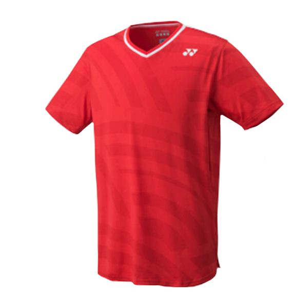 Yonex Us Open Crew Neck T-Shirt (Men's) - Flash Red